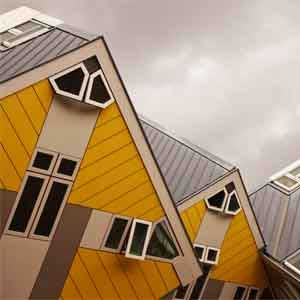 Bijzondere Woonhuizen Kubuswoningen Rotterdam