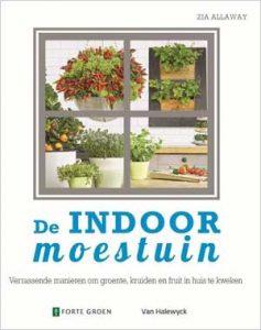 Zia Allaway De indoor moestuin Boek