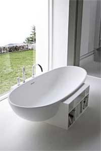 Baden Soorten Moderne Badkuip