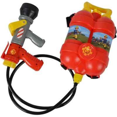 Brandweerman Sam Waterpistool en Tank