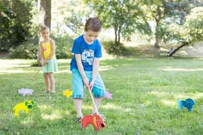 Croquet voor Kinderen