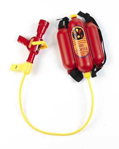 Theo Klein Speelgoed Brandweerspuit en Watertank