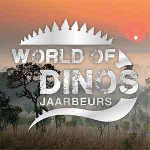 World of Dinos Jaarbeurs
