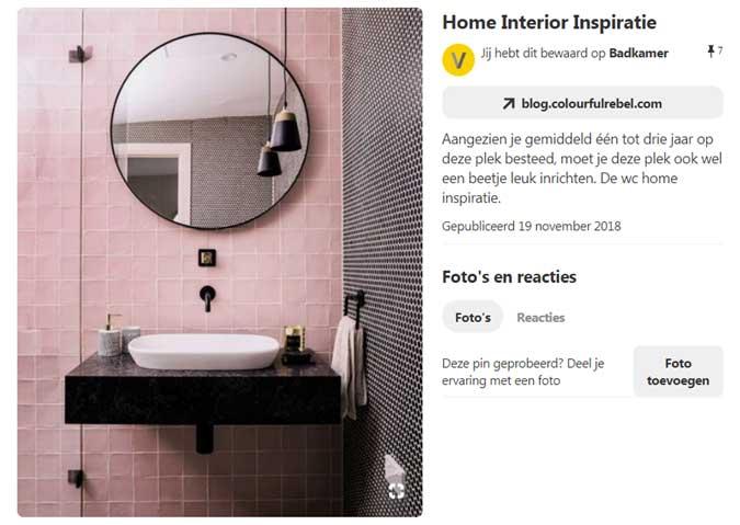 Inspiratie voor een unieke badkamer inrichting 6