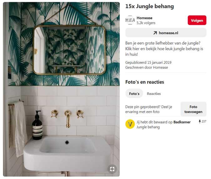 Inspiratie voor een unieke badkamer inrichting 8