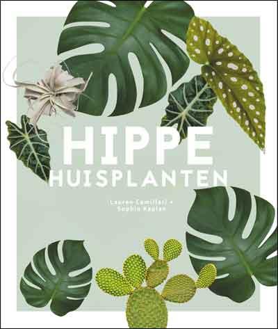 Hippe Huisplanten Boek Recensie en Informatie Boek over Kamerplanten