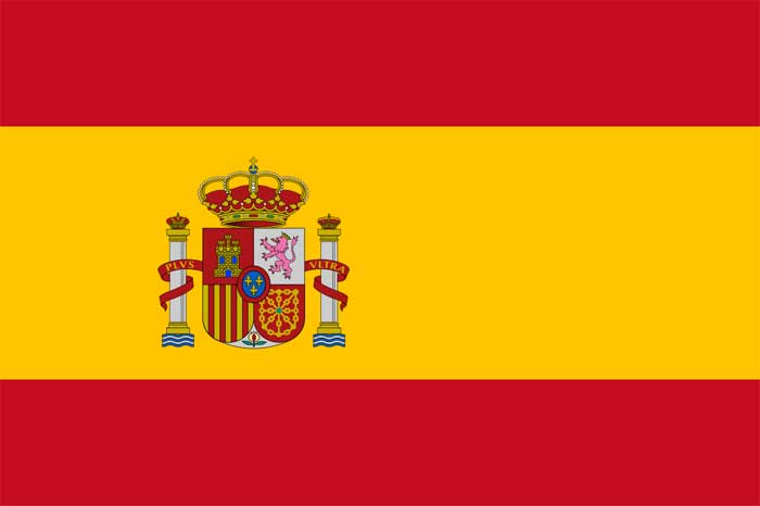 Grootste Spaanse Steden Grote Stad in Spanje