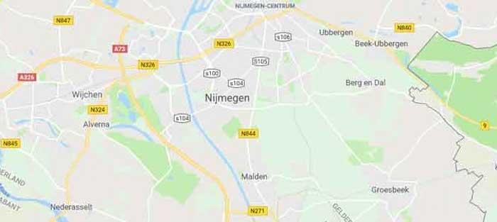 Bekende Straat in Nijmegen Informatie over Nijmeegse Straten