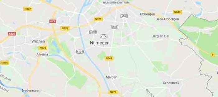 Plein in Nijmegen Bekende Nijmeegse Pleinen