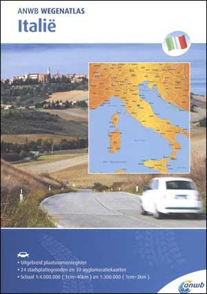 ANWB Wegenatlas Italië