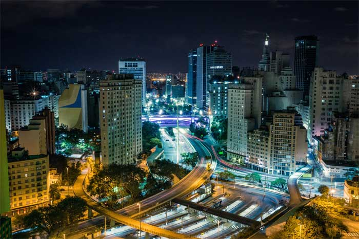 Grootste Braziliaanse Steden - São Paulo