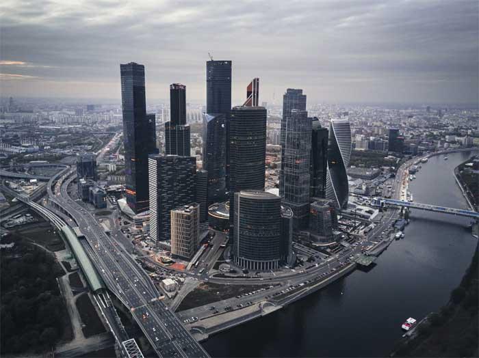 Grootste Stad van Rusland Moskou