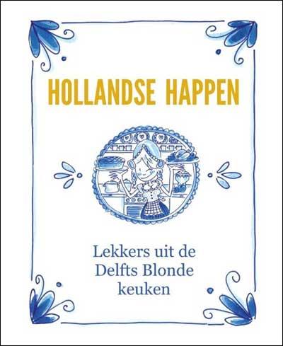 BLOND Amsterdam Kookboek Hollandse Happen Recensie