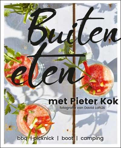 Pieter Kok Buiten eten picknick kookboek Recensie