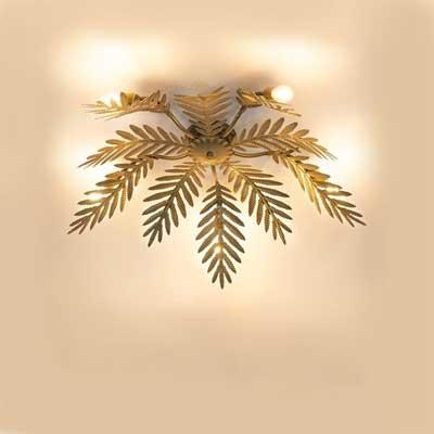 QAZQA Botanica Plafondlamp
