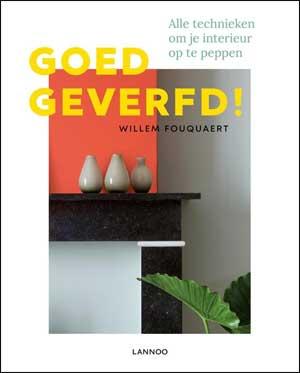 Willem Fouquaert Goed geverfd Recensie Boek over Verf