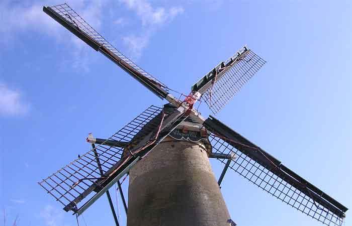 Windmolens in Utrecht overzicht Utrechtse molens