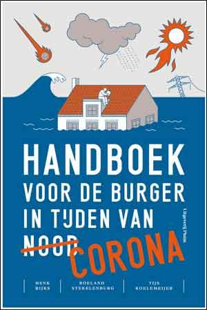 Handboek Corona Boek met Tips en Advies