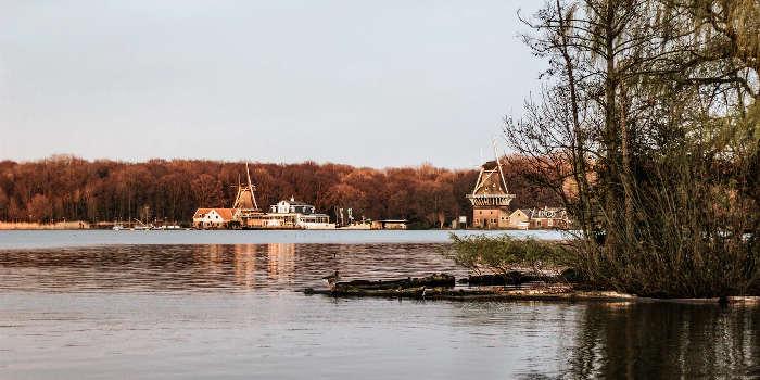 Meren en plassen in Nederland