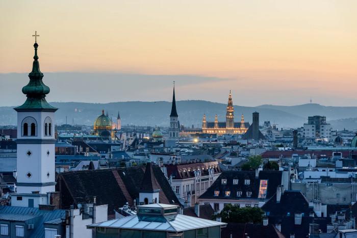 Grootste Oostenrijkse Steden Wenen