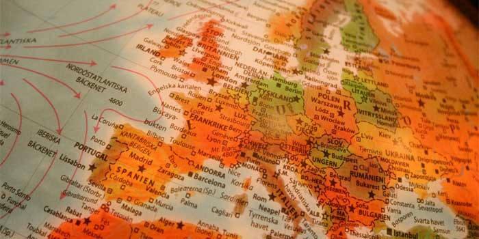 Landencodes afkortingen landen overzicht