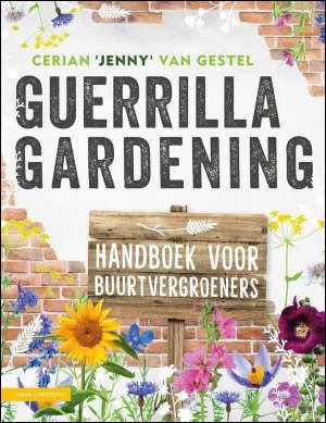 Cerian Jenny van Gestel Guerrilla Gardening Recensie tuinboek