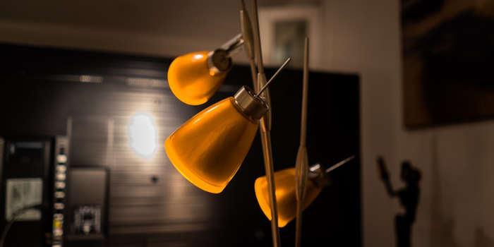 Voordelen van vloerlampen