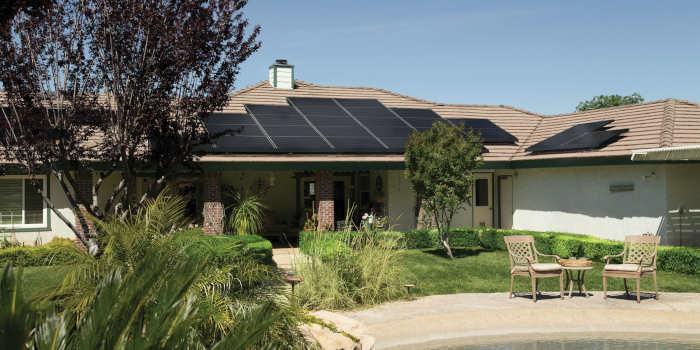 Duurzamer wonen met zonnepanelen op je dak