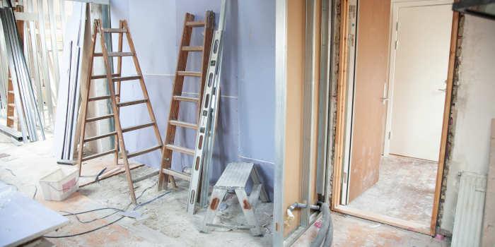 Slim de verbouwing van je huis financieren