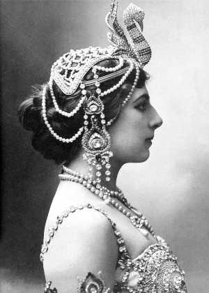 Mata Hari geboren in Leeuwarden
