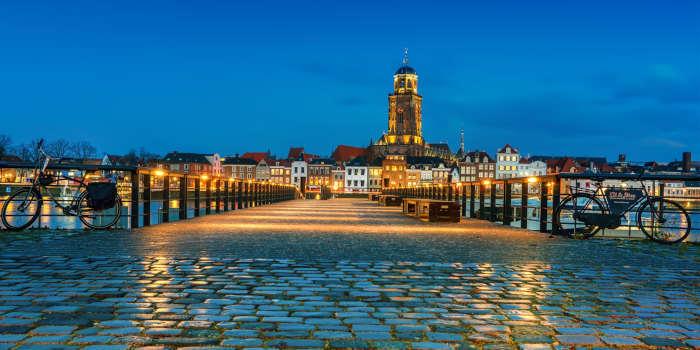 Stad in Overijssel Overijsselse steden Deventer