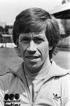 Gerrie Mühren voetballer geboren en overleden in Volendam